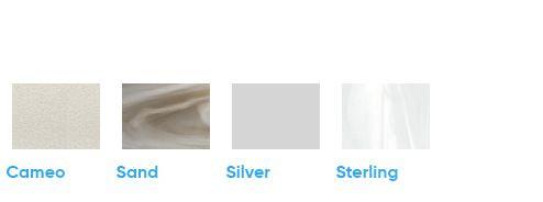 Option Wannenfarbe für Aqualife-Reihe