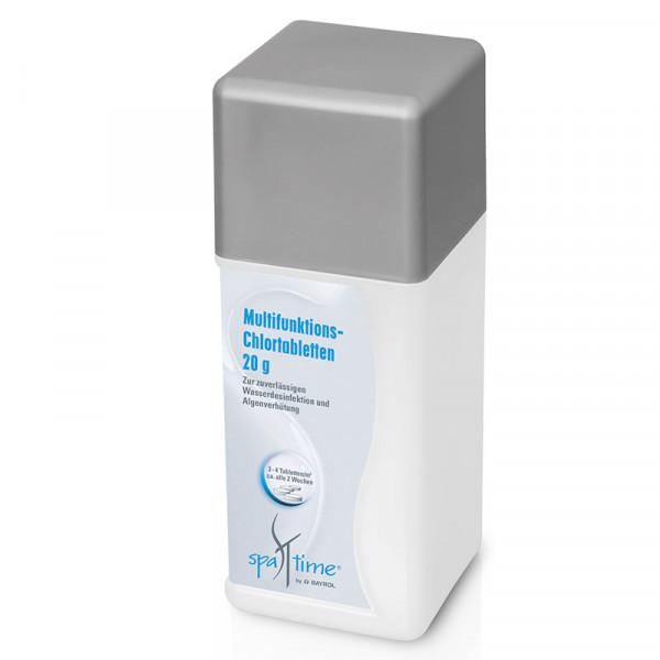 Spa-Time Multifunktions Chlortabletten 1kg