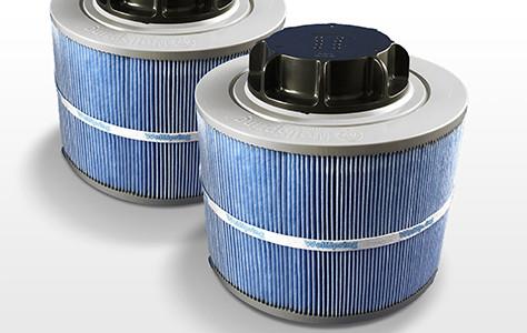 Villeroy & Boch Whirlpool Filterkartuschen für Premium Line, Comfort Line, X-Serie
