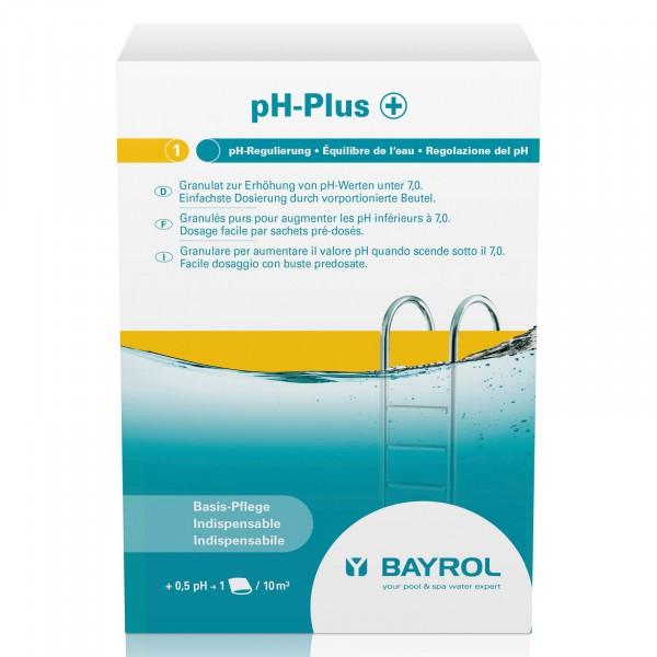 Bayrol pH-Plus 1,5kg - 3 Dosierbeutel je 500g