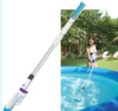 Akku Vacuum Sauger für Pool & Spa