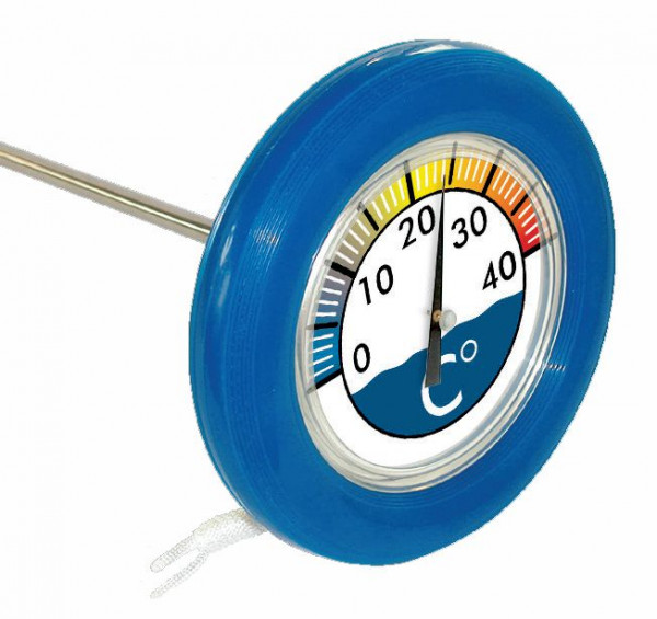 Softring Thermometer mit farbigem Display