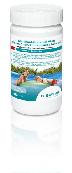 Multifunktions-Chlortabletten 20g - Basis Pflege