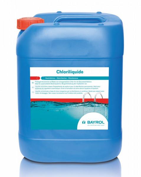 Chloriliquide, 20 L - Kanister