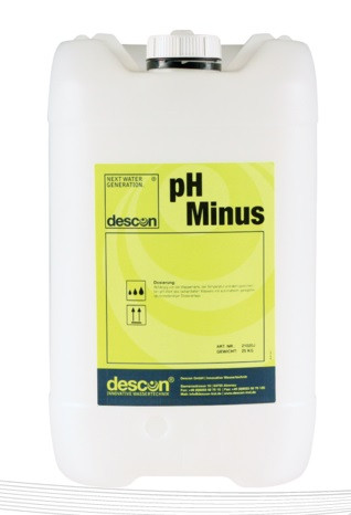 Liqui-pH-Minus light 14,9% flüssig, 25 kg - Kanister